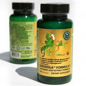 GreenSilk DR pair